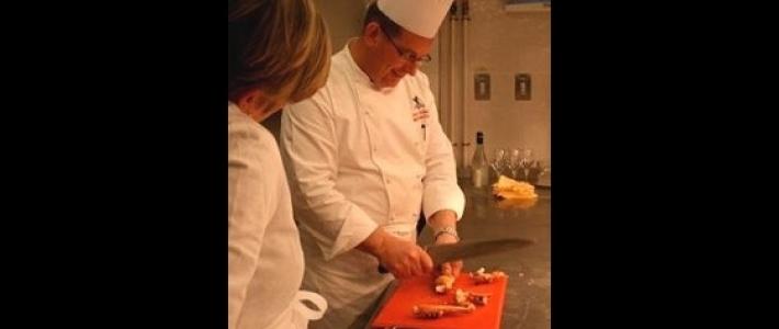 Cuisiner Avec Le Chef Au Ritz De Londres Le Webzine Des Voyages