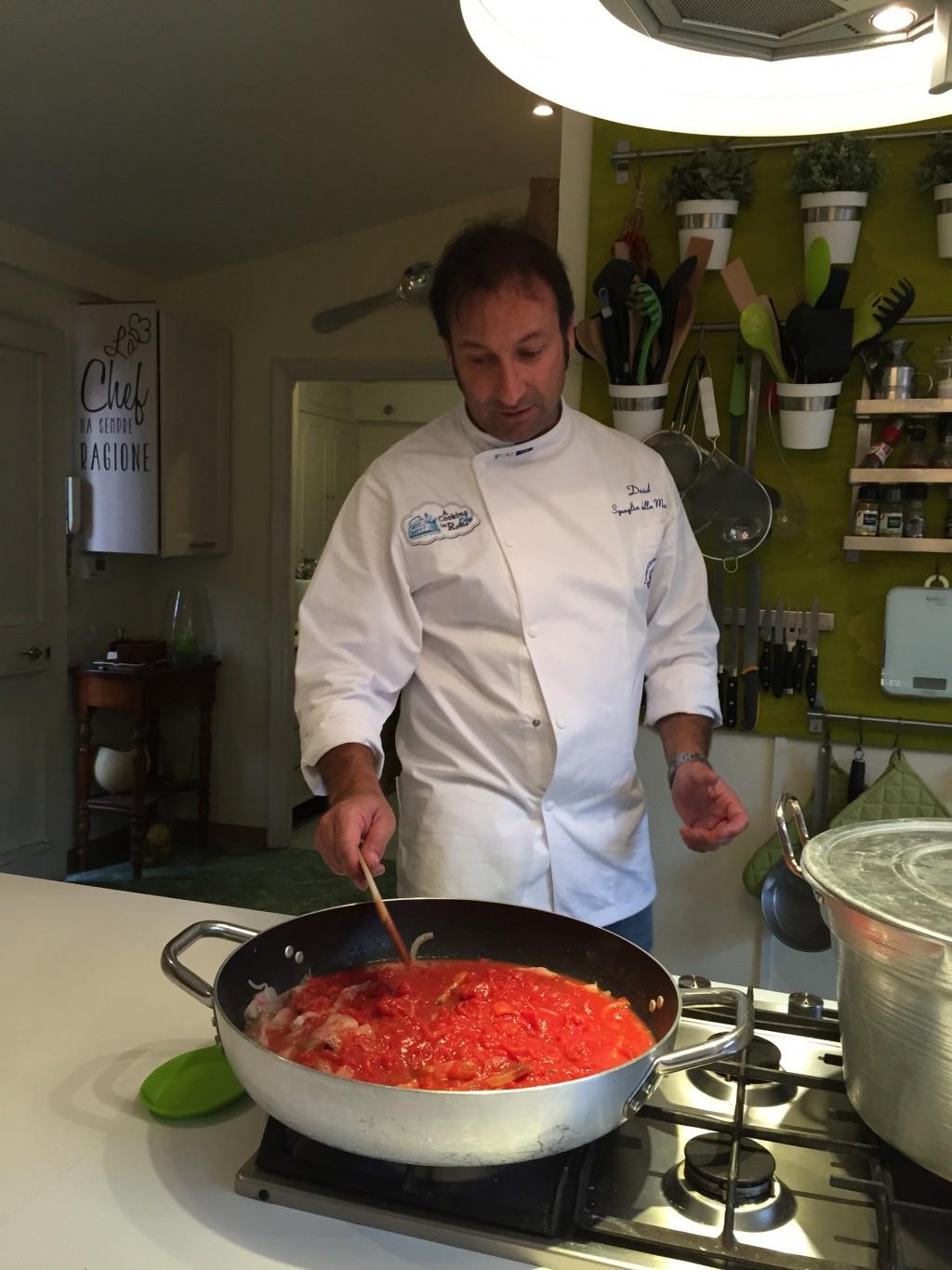 Rome En Mode Tourisme Culinaire Le Webzine Des Voyages Par - Cours de cuisine rome