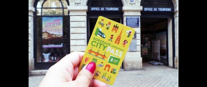 Bordeaux nouveau city pass sous le signe de l innovation le webzine des voyages par louise - Office tourisme de bordeaux ...