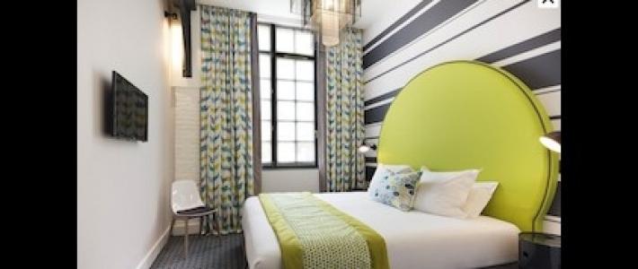 Le fabric nouvel h tel branch paris le webzine des for Hotel branche a paris