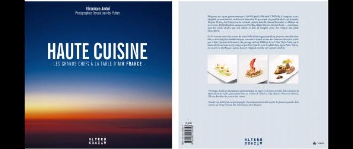 Haute cuisine les grands chefs la table d air france - Les grands chefs de cuisine francais ...