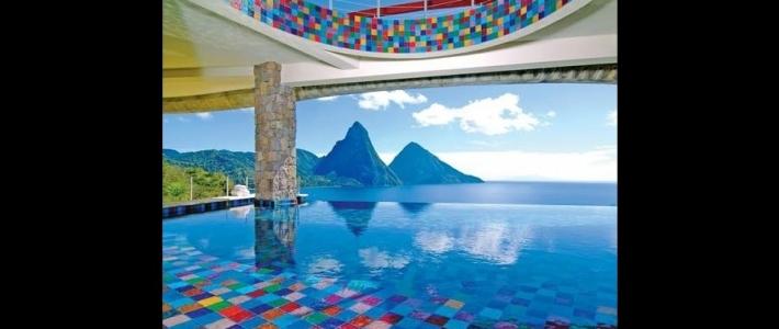 10 h tels avec piscine de r ve le webzine des voyages for Hotel a la clusaz avec piscine