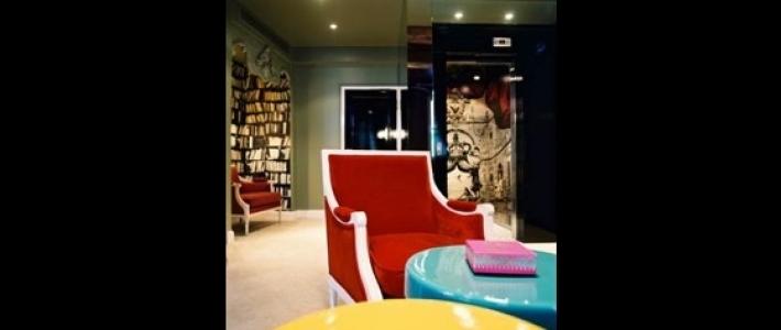 les 10 plus beaux h tels design de france le webzine des voyages par louise gaboury. Black Bedroom Furniture Sets. Home Design Ideas