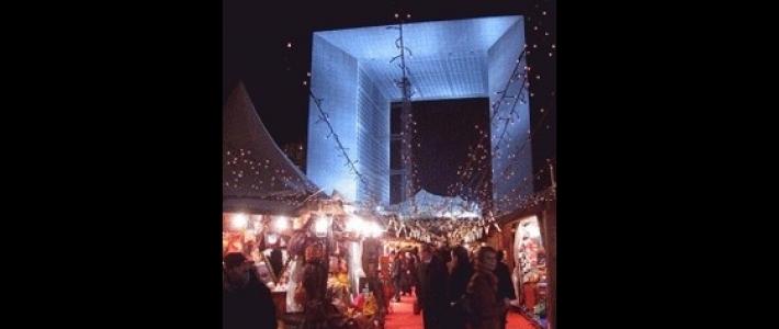 March s de no l parisiens le webzine des voyages par louise gaboury - Marche de noel paris defense ...