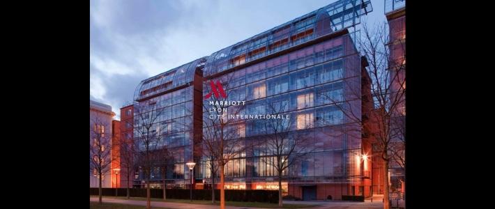 Hotel Marriott Lyon