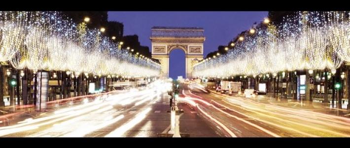 Paris la ville lumi res de no l le webzine des voyages par louise gaboury - Illumination a paris ...