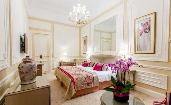 Biarritz l 39 h tel du palais choisit h tels pr f rence - Prix chambre hotel du palais biarritz ...