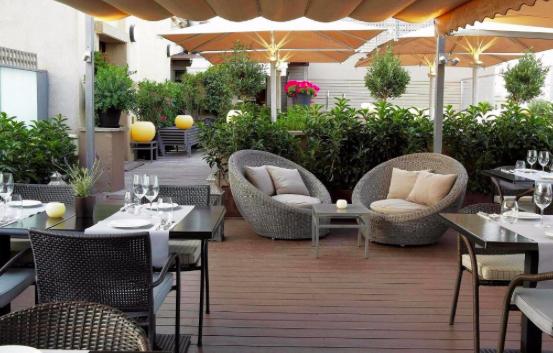 Barcelone boutique h tel avec vue sur la mer le webzine for Boutique hotel quartier du port